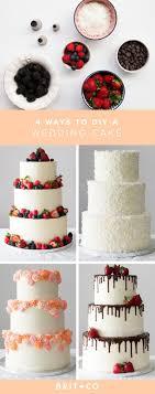 wedding cake ingredients list best 25 diy wedding cake ideas on pastel wedding cake