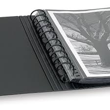 itoya photo album itoya profolio multi ring refillable binders blick materials