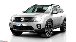 renault suv 2017 next generation renault dacia duster caught testing team bhp