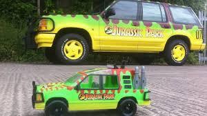 jurassic park jungle explorer jurassic park vehicle recreation spares no expense nerdist