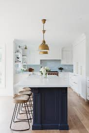 blue kitchen cabinets toronto read more https www stylemepretty vault image 6791106