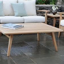 kingsley bate coffee table kingsley bate ipanema teak rectangular coffee table