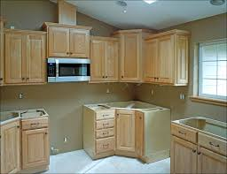Cheap Unfinished Kitchen Cabinets Kitchen Cherry Oak Cabinets Replacement Cabinet Doors White Dark