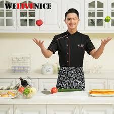 chef cuisine femme cuisiniers cuisine couleurs haute qualité chef uniformes vêtements