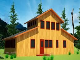 bar house plans barn style