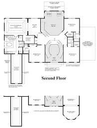 master bedroom suite floor plans additions blueprint view of over