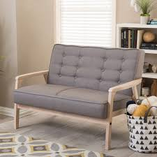 Affordable Mid Century Modern Sofa by Design Adds An Extra Element Of Style And Comfort To Your Living