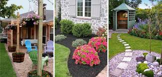 backyard landscape ideas 50 best backyard landscaping ideas and designs in 2018
