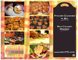 de cuisine antillaise cours de cuisine antillaise les ateliers culinaires de mcc