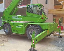 used merlo 4026 mcss telescopic handlers year 2014 for sale