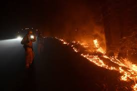 Wildfires In Colorado by California Wildfire Shut Down Big Sur Parks Time Com