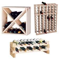 we make it happen with small wine racks