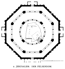 File Dehio 10 Dome of the Rock Floor plan Wikimedia mons