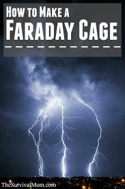 prepper skill of the month make a faraday cage