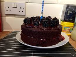 on the menu u2013 adapted chocolate fudge cake from ruby tandoh u0027s