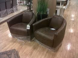 aviator brown leather accent chair el dorado furniture hastac 2011
