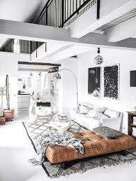 White Home Interior Best 25 Loft Interior Design Ideas On Pinterest Loft House