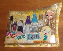 rare bratz doll cloe kids glam 21 easy snap pcs sale