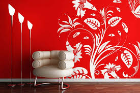 Beautiful Home Wall Design Gallery Amazing Home Design Privitus - Designer wall paint