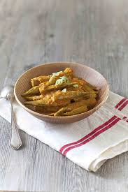 comment cuisiner le gombo curry de gombo ou okras à l indienne