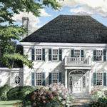 Federal Home Plans Adam Federal Home Plans Style Designs Architecture Plans 26971