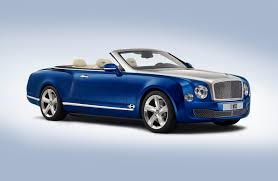 bentley will build 19 mulsanne based grand convertibles