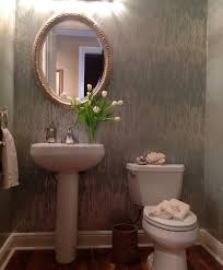 Powder Room Decor All Photos Powder Room Ideas Aweinspiring Beach Home Design Coral Metallic