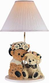 mother and daughter bear lamp lc108 kids lamps