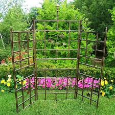 garden trellises add beauty and class to your garden latest