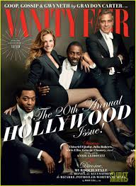 Movie Star Vanity Vanity Fair U0027 Releases Star Studded Hollywood Issue Cover Photo