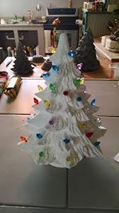ornaments for ceramic trees that light up it s