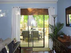 sliding glass doors curtains slide into summer window treatment ideas for sliding glass doors