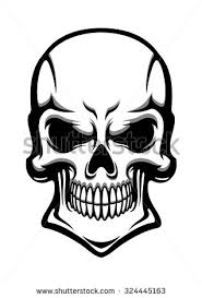 angry skull stock images royalty free images u0026 vectors shutterstock