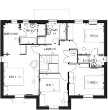 priced at 464 995 with 4 bedrooms detached house plot 150