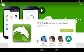 dolphin browser for android apk how to install flash on android ubergizmo