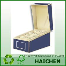 Business Card File Assorted Colour Index Card File Box For Business Cards Buy Index