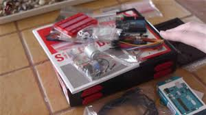 sik guide arduino sparkfun inventor u0027s kit for arduino uno r3 unboxing and overview