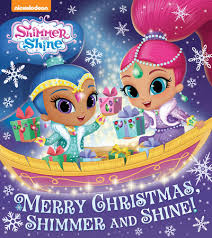 merry shimmer and shine shimmer and shine by random