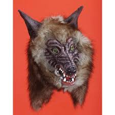 werewolf halloween decorations horror hall gothic cheap halloween props and costume accessories