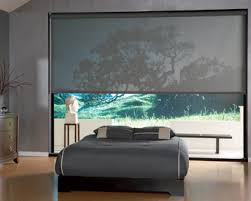 Sunscreen Roller Blinds Kb Window Fashion Make Your Window Gorgeous