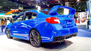 subaru impreza wrx 2018 2018 subaru wrx sti review top speed