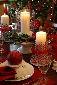 Christmas Dining Room Decorations Breathtaking Christmas Table Decorations Decorating Ideas Images