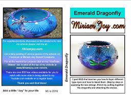 step class dvd emerald dragonfly gourd class dvd miriam