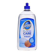 pledge floorcare finish 27 ounces walmart com
