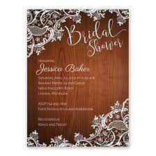 cheap wedding shower invitations magnet bridal shower invitations s bridal bargains