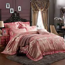 Red Gold Comforter Sets Pink And Gold Bedroom Set Descargas Mundiales Com