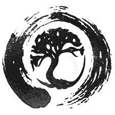 tree symbol tree of life symbol tattoo ink me pinterest enso symbol
