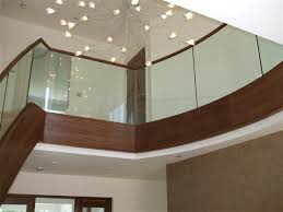 Glass Banisters For Stairs Balustrade In Bournemouth And Poole Dorset Athena Fabrication