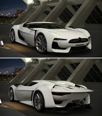 citroen sports car citroen gt by citroen road car by gt6 garage on deviantart