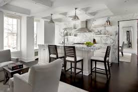 chic black and white contemporary apartment in the city hgtv u0027s